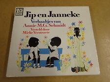 2-CD BOX / JIP EN JANNEKE - VERHAALTJES VAN ANNIE M.G. SCHMIDT