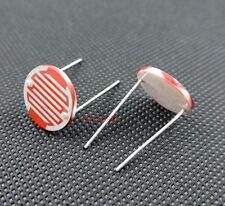 20516 GM20516 photoresistor 20mm light sensitive photo resistor x2pcs