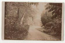 More details for hale the vicarage farnham surrey 23 dec 1904 vintage rp postcard 325c