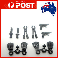 Custom LEGO Guns Weapons Assault Machine Gun Navy Seal Tactical Army Soldier