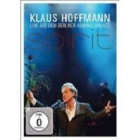 "KLAUS HOFFMANN ""SPIRIT LIVE AUS DEM BERLINER.."" DVD NEU"