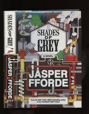 Fforde, Jasper: Shades of Grey HB/DJ 1st/1st