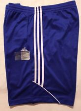 NEW Adidas Performance Men's Climacore Shorts Mens Collroyal/White Size XL