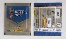 "PANINI FIFA WORLD CUP RUSSIA 2018 PROMO  PACKET BRAZIL ""CORTESÍA DO EDITOR"""