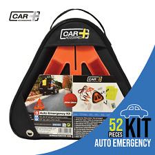 Auto Emergency Kit Set Car Tool Bag Vehicle Safety Kit Portable Roadside
