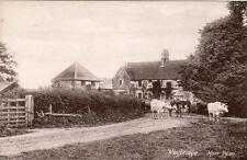 Weybridge Ham Farm unused  old pc Frith