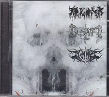 ARKONA / BESATT / THIRST - split CD