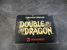 NES Double Dragon Manual