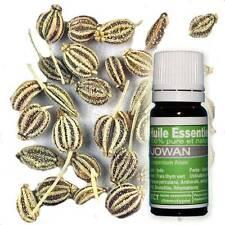 Huile essentielle Ajowan 10 ml, antivirale tonique antidouleur, qualité exemplai