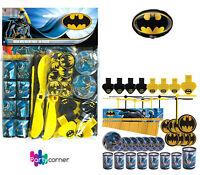 Batman Party Supplies Favours 48 PIECE VALUE PACK PINATA FILLER