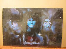Vintage 1990s Spirits of Rock poster 3948