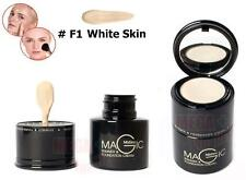 Mistine MAGIC SHIMMER + FOUNDATION CREAM 2 In 1 Dewy and Matte Look #F1 White