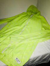 Adidas Originals Light Windbreaker Jacket Yellow Glanz Small Nylon