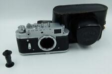 Zorki 4 USSR Russian 35mm Camera body only #73601526