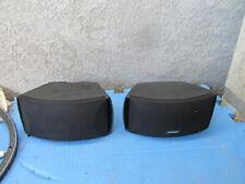 Bose Acoustimass AV 3-2-1 321 Series Satellite Home Theater Speakers black