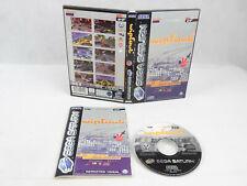 Wipeout Sega Saturn Complete PAL