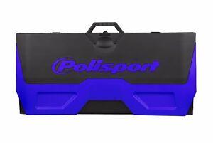 Polisport MotoPad Plastic Pit Mat MX Motocross Ground Cover Blue Yamaha YZF YZ