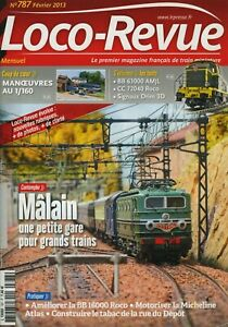 Loco Review 787 Of 2013, Motorisez the Micheline Atlas IN Ho
