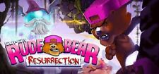Super Rude Bear Resurrection - STEAM KEY - Code - Download - Digital - PC