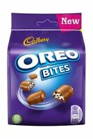 Cadbury Dairy Milk Oreo Bites Bag 110g - British/UK Chocolate