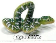 More details for little critterz miniature porcelain animal figure tree boa