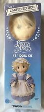 """Precious Moments Lizzie 18"""" Doll Kit Limited Edition 1985 Paragon Needlecraft"""