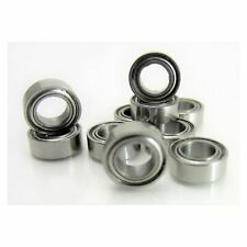 TRB RC (10) 4x7x2.5mm Precision Stainless Steel Ball Bearings, Fishing Reels