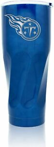 NFL Tennessee Titans Thermo Cup Travel Mug Cup Stainless Steel Twister Tumbler