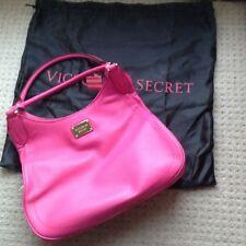 Bolsa De Piel Rosa Victoria's Secret, BNWT