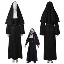 The Nun Valak Demon Nun Scary Cosplay Costume
