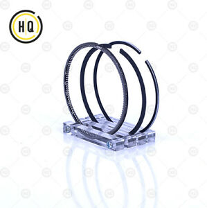Set of Piston Ring STD For Kubota 15221-21050, D1102, V1502, L225, L3202, 76MM.