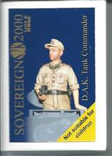 Sovereign 2000 German DAK chars commandant en short ww2 1/35 Kit