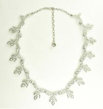 """Vintage Sarah Coventry Necklace """"WORLDS FAIR"""" Adjustable up to 17"""" #9947 NIB c60"""