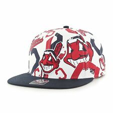 MLB Cleveland Indians Chief Wahoo Cap Basecap Baseballcap Bravado Snapback