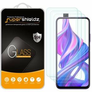 3-Pack Supershieldz Tempered Glass Screen Protector for Huawei Honor 9X / 9X Pro