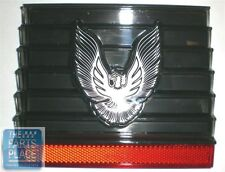 1979-81 Pontiac Firebird / Trans Am Gas Door With Silver Bird