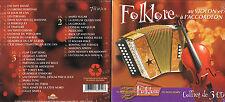 Folklore de Mon Temps au Violon et a l'accordeon (3CD, 2010) CD BRAND NEW,Canada