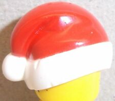 Lego Santa Hat x 1 Father Christmas Headwear Red & White for Minifigure