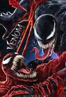 Venom Let There Be Carnage NEW Poster Decal Spider-Man Movie 2021 Exclusive Film