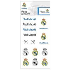 REAL MADRID FACE STICKERS