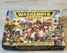 40K Warhammer 40,000 Second 2nd Edition Starter box.