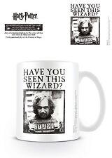 Harry Potter Sirius Black Wanted Mug Azkaban Official Magic Wizard Spell Gift