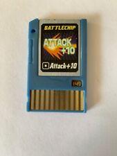 Rockman Megaman ATTACK+10 #149 Adv. PET Battlechip by Takara 2004