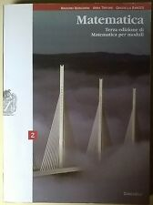 Matematica. Terza edizione di matematica per moduli 2 - Zanichelli, 2007 - L