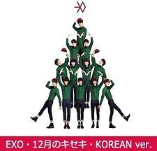 Miracles In December: Korean Ver - Exo (2013, CD NEUF)