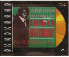 JAMES BROWN - The Payback Mix - Part One CDV - MINT