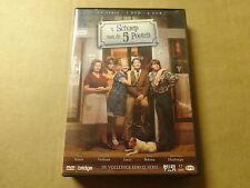 3-DISC DVD BOX / 'T SCHAEP MET DE 5 POOTEN: SEIZOEN 1