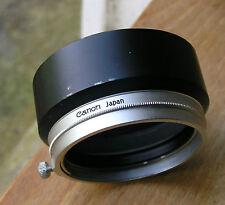Canon Lens Hood T-50 -2 50 Mm Pince Sur Plus De 48 mm