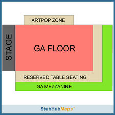 Lady Gaga Tickets 04/06/14 (New York)