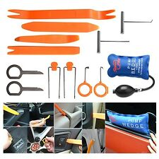 PDR Pump Wedge Locksmith Tools Air Wedge Open Car Door Lock Car COMPLETE SET New